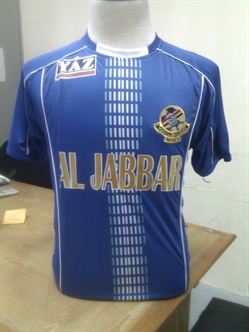 Picture of PDRM Home Jersey 2012 Original Line 7
