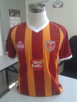 Picture of Sime Darby Home Jersey 2012 Original Kappa