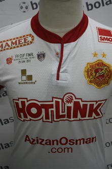 Picture of Kelantan Jersey FA Cup Final 2013 Original Warriors