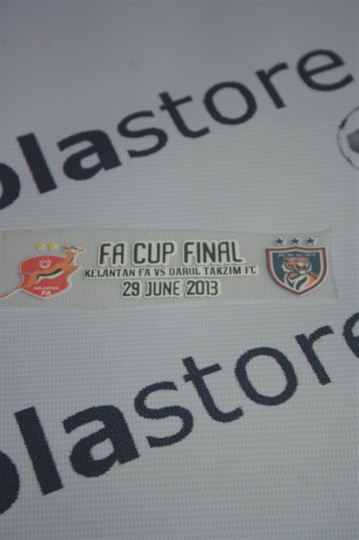 Picture of Kelantan vs Darul Takzim FC FA Cup Final Patch