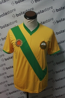 Picture of Kedah Jersey 2012 Away Original Line 7