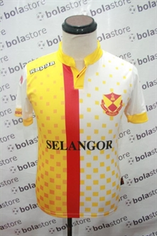 Picture of Selangor Jersey 2014 Away Original Kappa