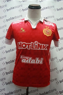 Picture of Kelantan Jersey 2014 Home Original Warriors