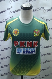 Picture of Kedah Jersey 2014 Home Original Line 7