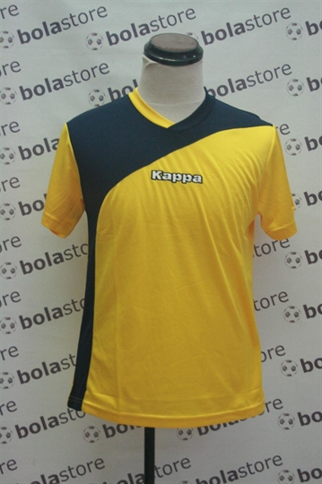Picture of Jersey Yellow Black Kappa
