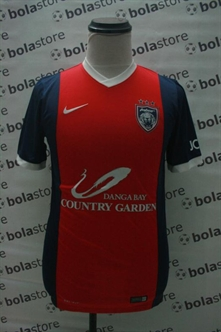 Picture of Johor DT Jersey 2015 Home Original Nike