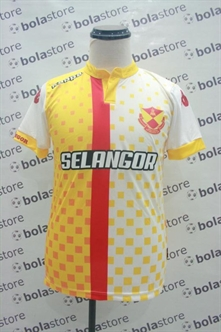 Picture of Selangor Jersey 2015 Away Original Kappa