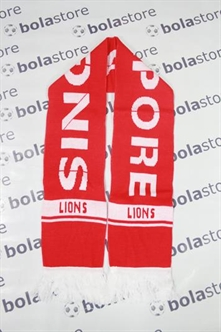 Picture of Singapore Football Scarf / Muffler