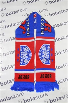Picture of Johor Football Scarf / Muffler